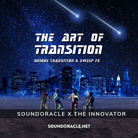 The Art of Transition - Soundoracle.net