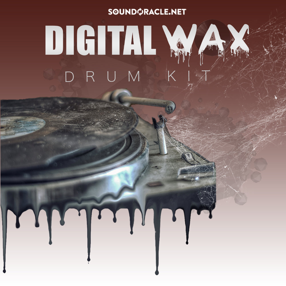 Digital Wax Drum Kit