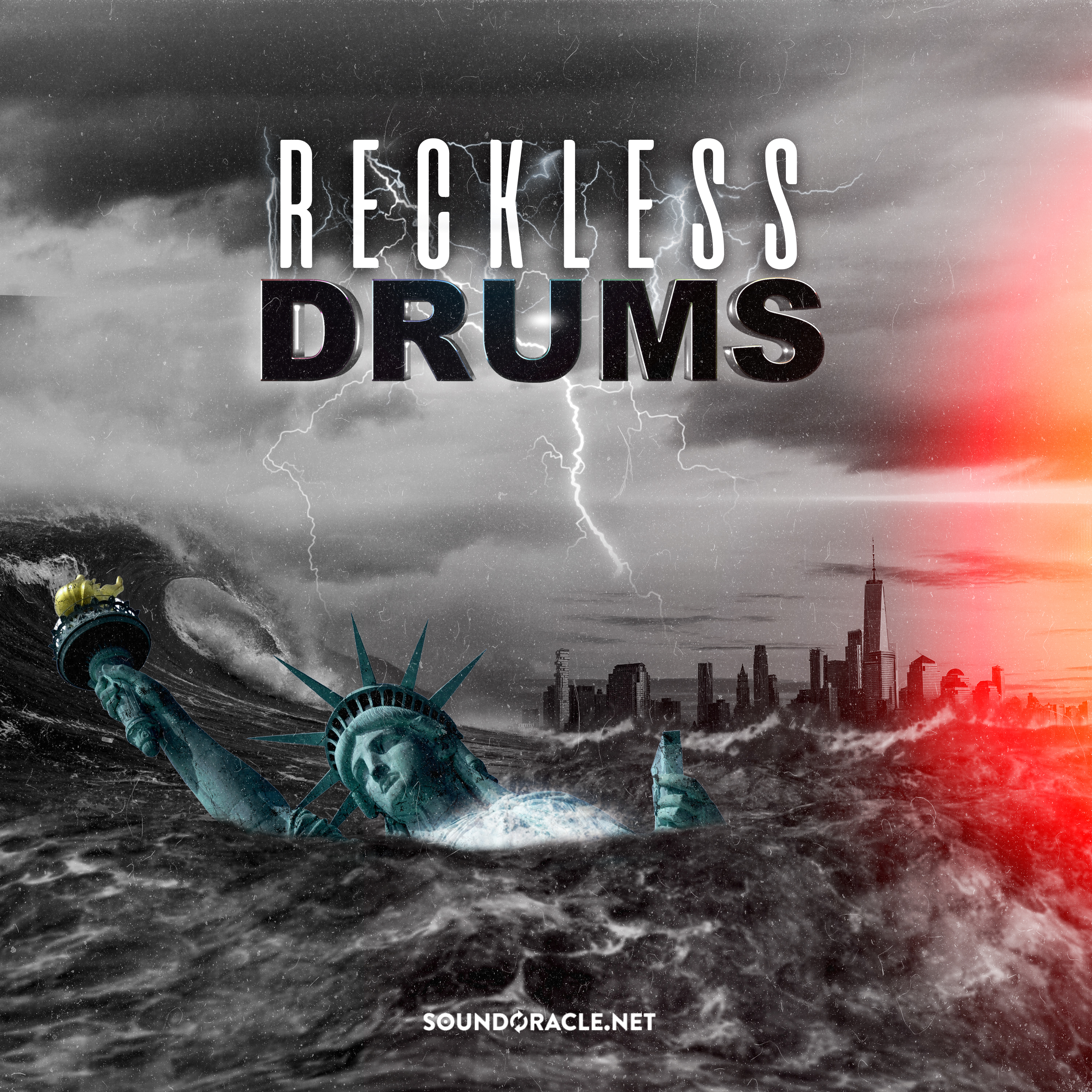Reckless Drum Kit is a stunning collection of over 220 high-quality one-shot drum samples from SoundOracle. Download now, completely Royalty-Free!