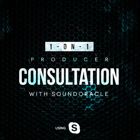 1-On-1 Producer Consultation - Soundoracle.net
