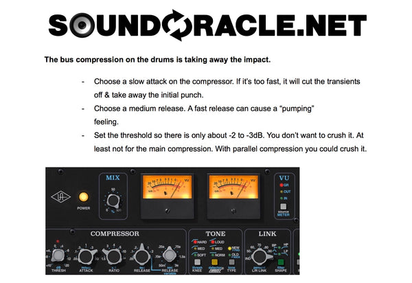 Mix Analysis - One-On-One Video Chat - Soundoracle.net