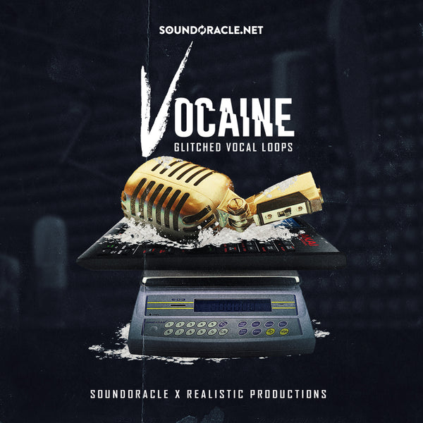 Vocaine Glitched Vocal Loops - Soundoracle.net