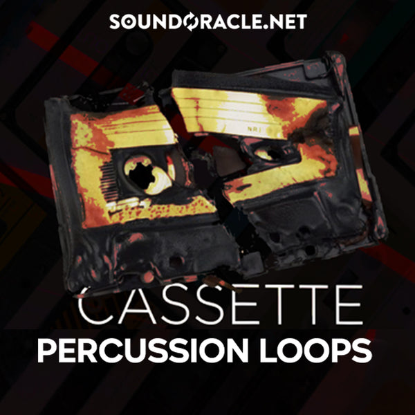 Cassette Percussion Loops SoundOracle Sample Pack