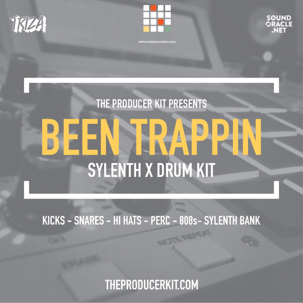 Been Trappin Vol 1 (Sylenth Bank & Drum Pack)