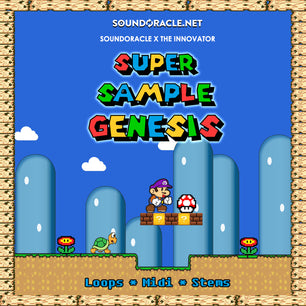 Super Sample Genesis - Soundoracle.net