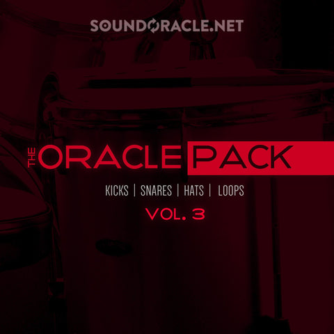 The Oracle Pack Vol. 3 - Soundoracle.net