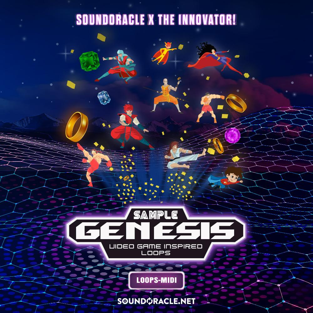 Sample Genesis (Standard Edition)