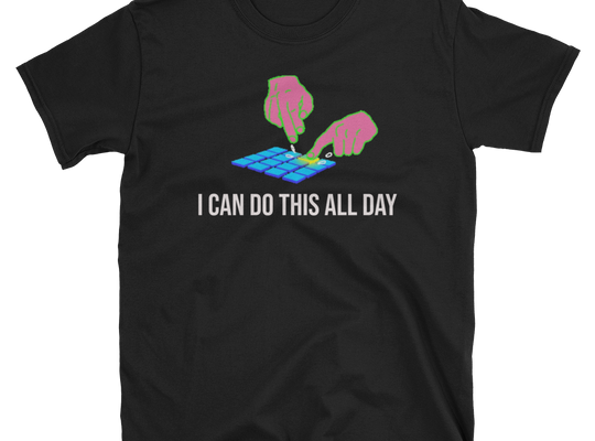 """All Day"" Producer T-Shirt - Soundoracle.net"