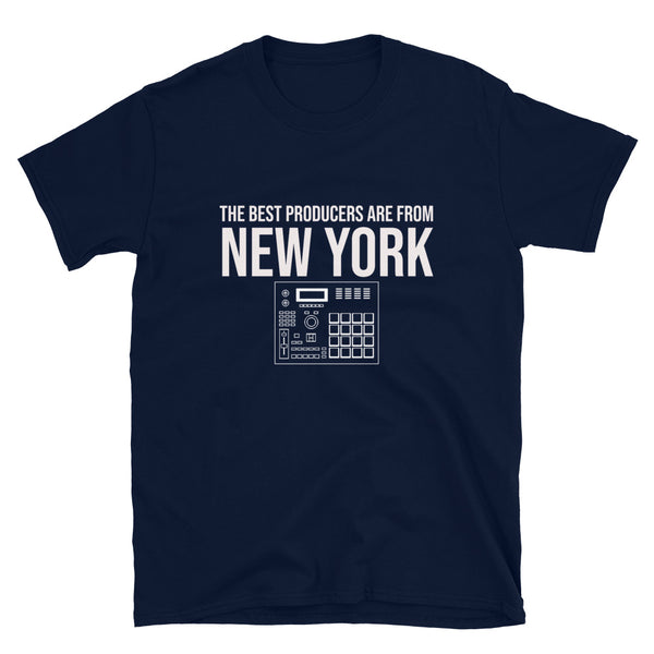 New York Producer T--Shirt - Soundoracle.net