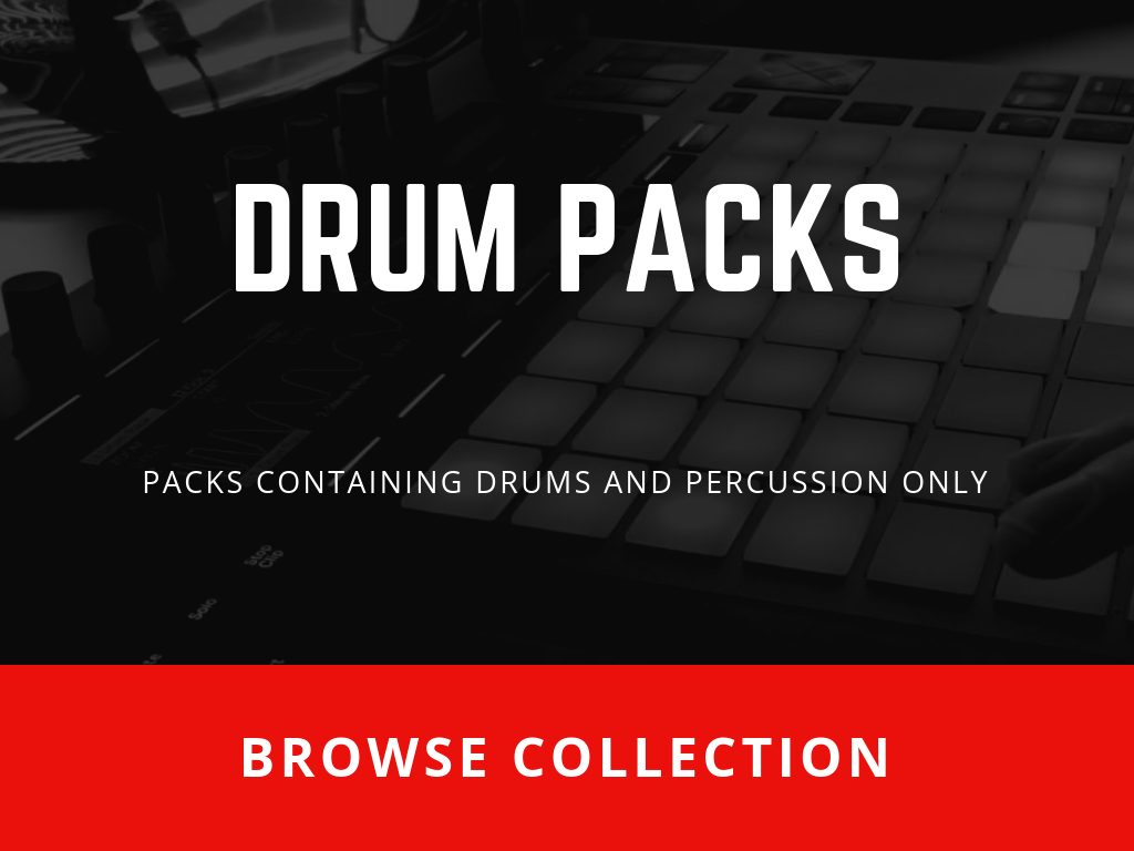 Drum and percussion sample packs - Soundoracle.net