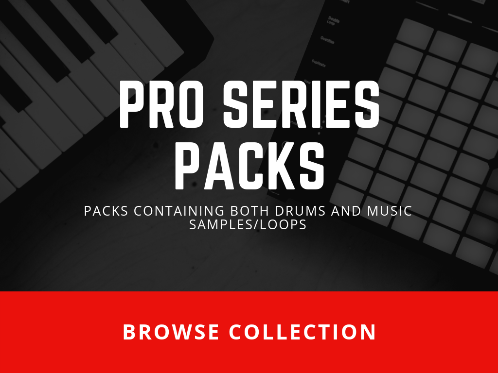 Pro Series Sample packs - Soundoracle.net