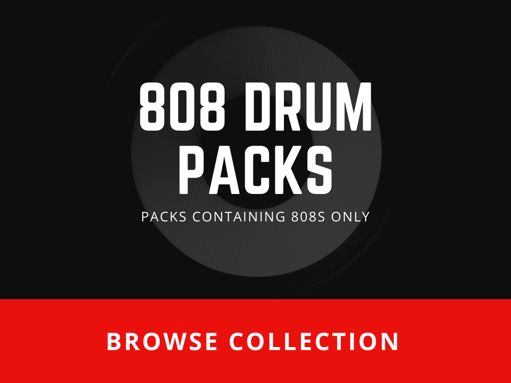 808 DRUM PACKS-SoundOracle Packs containing 808s only-Browse Collection