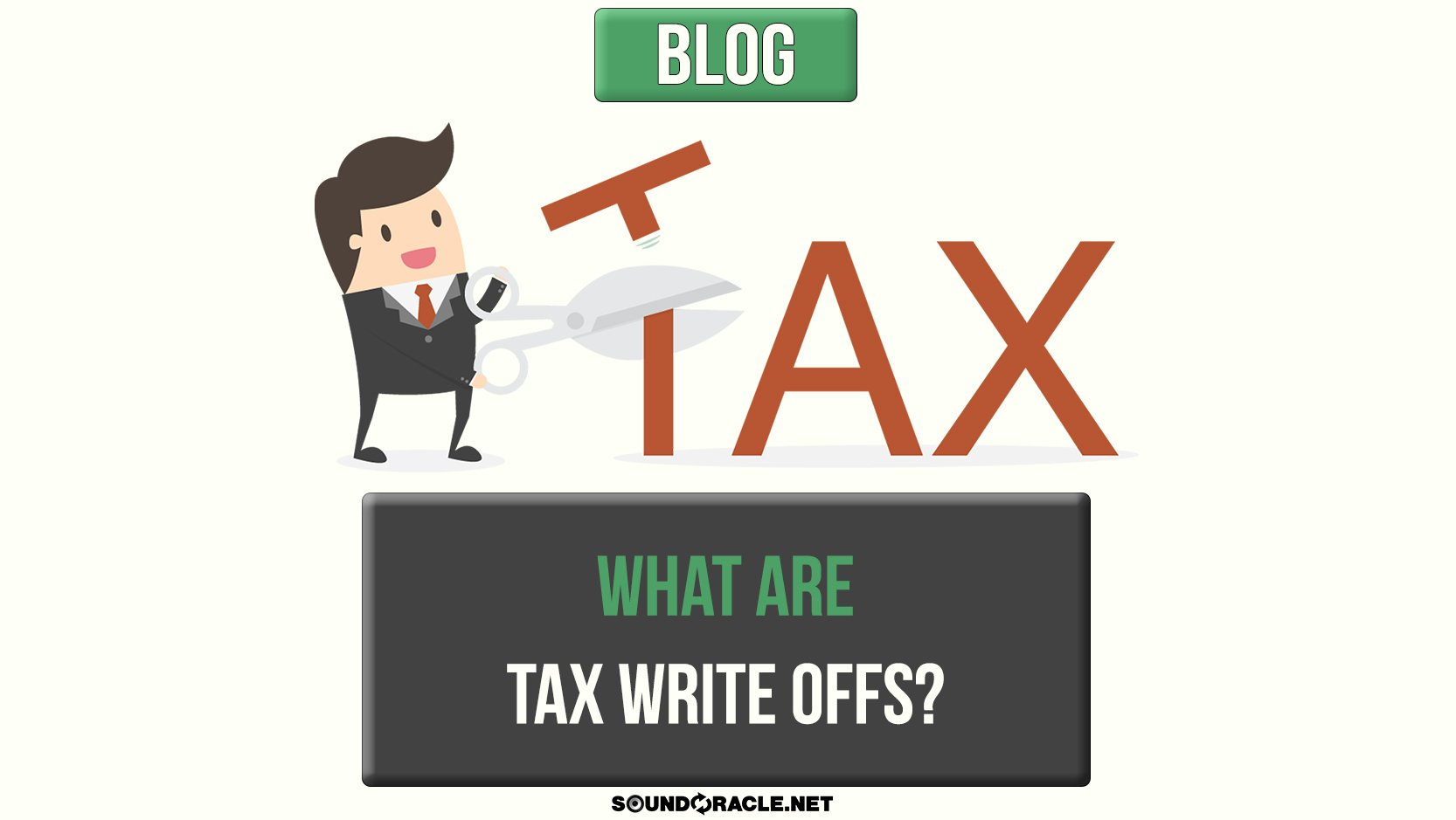 What Can You Write-Offs On Your Taxes?