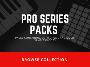 PRO SERIES PACKS-SoundOracle Packs containing both Drums and Music Samples, Loops-Browse Collection
