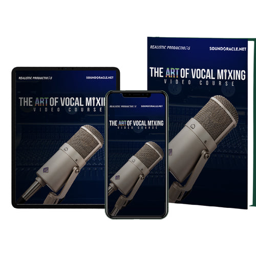 THE ART OF VOCAL MIXING