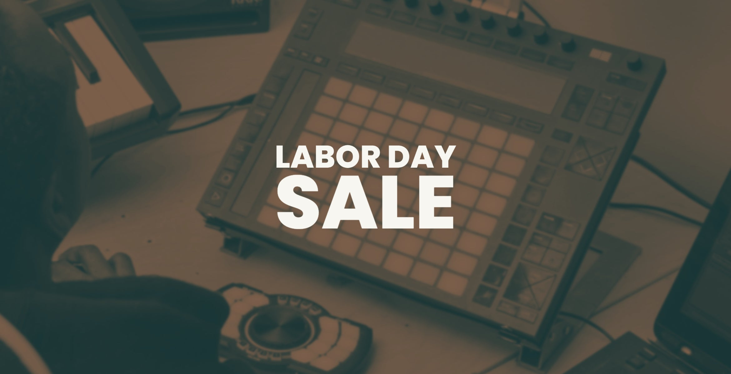 Get Notified When Our Labor Day Event Starts
