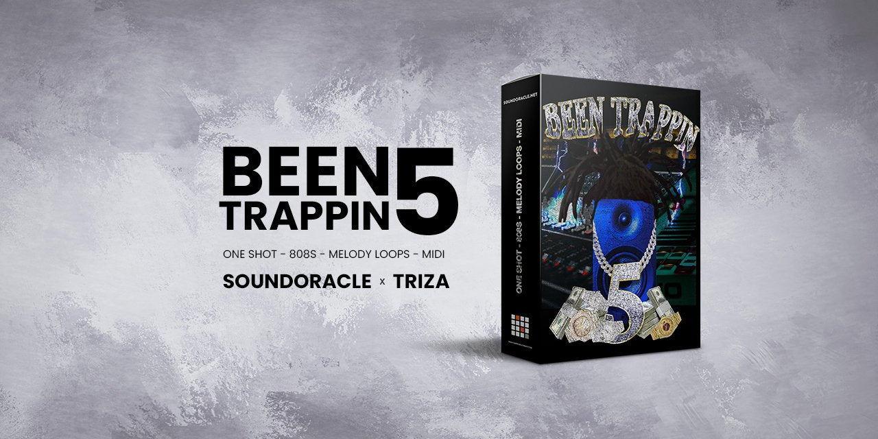 Been Trappin 5 - Drums and Melodic Loops