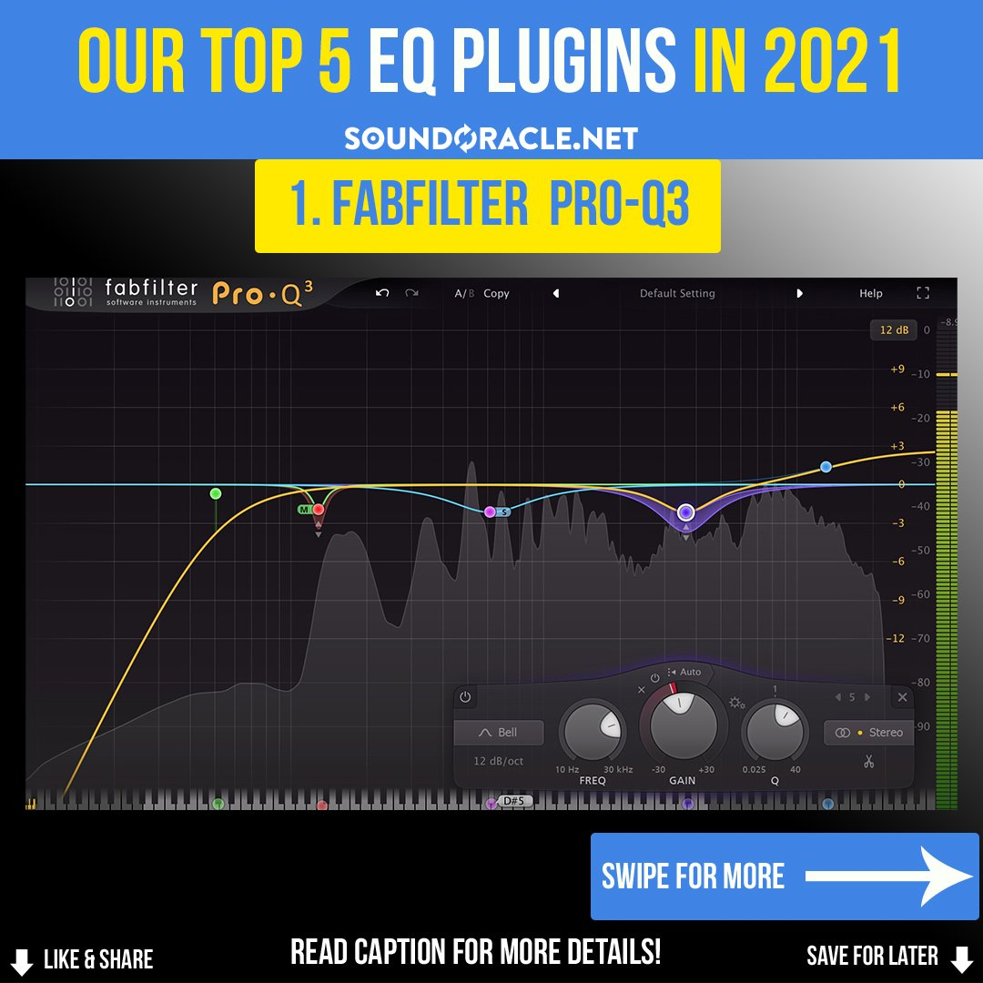 Pro-Q3 by FabFilter