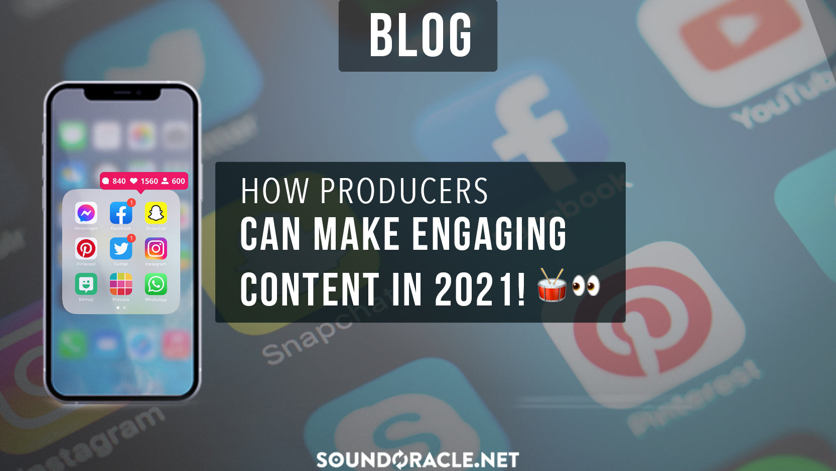 How Producers Can Create Engaging Content In 2021!
