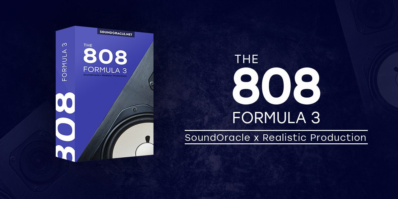 The 808 Formula 3 - SoundOracle x Realistic Production