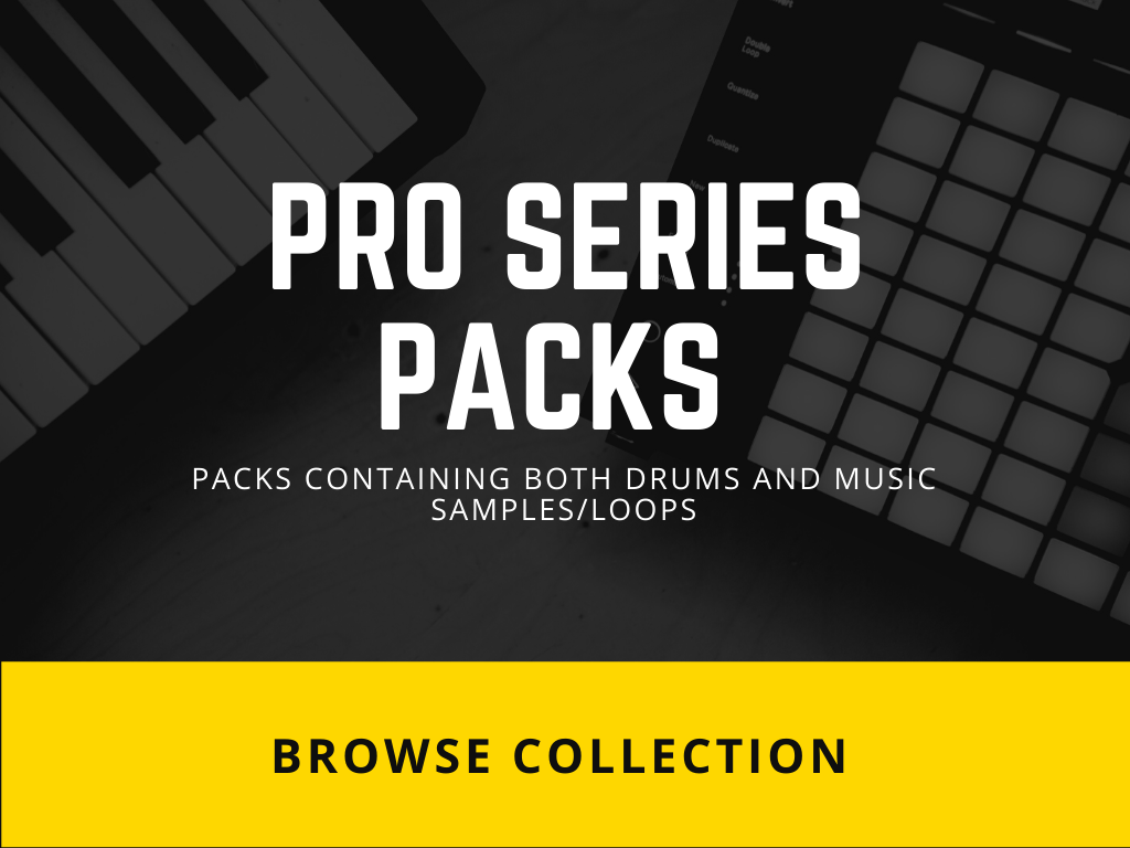 Packs containing both Drums and Music Samples/Loops