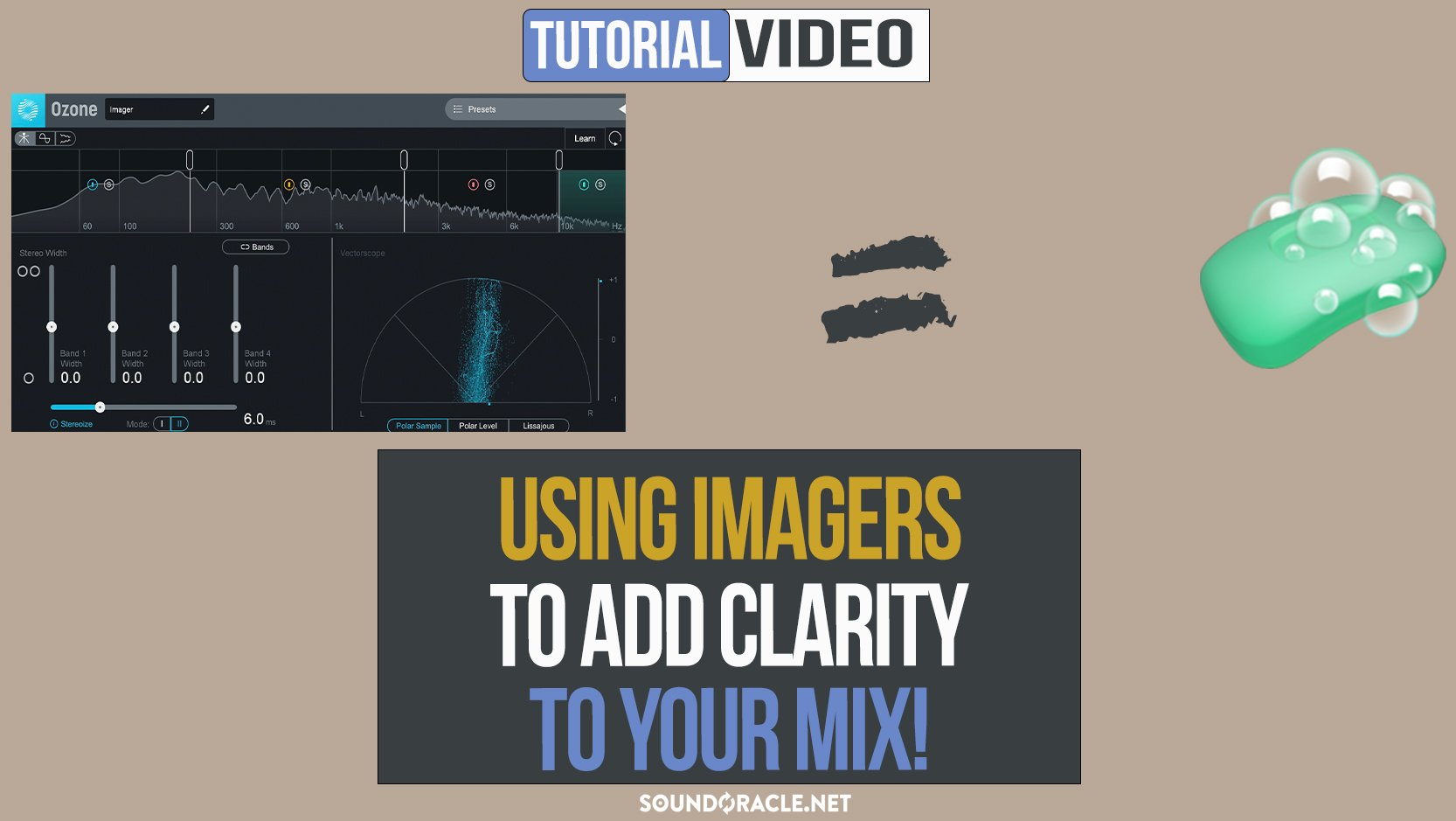 Using Imagers To Add Clarity To Your Mix