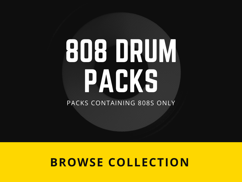 Packs containing 808s only