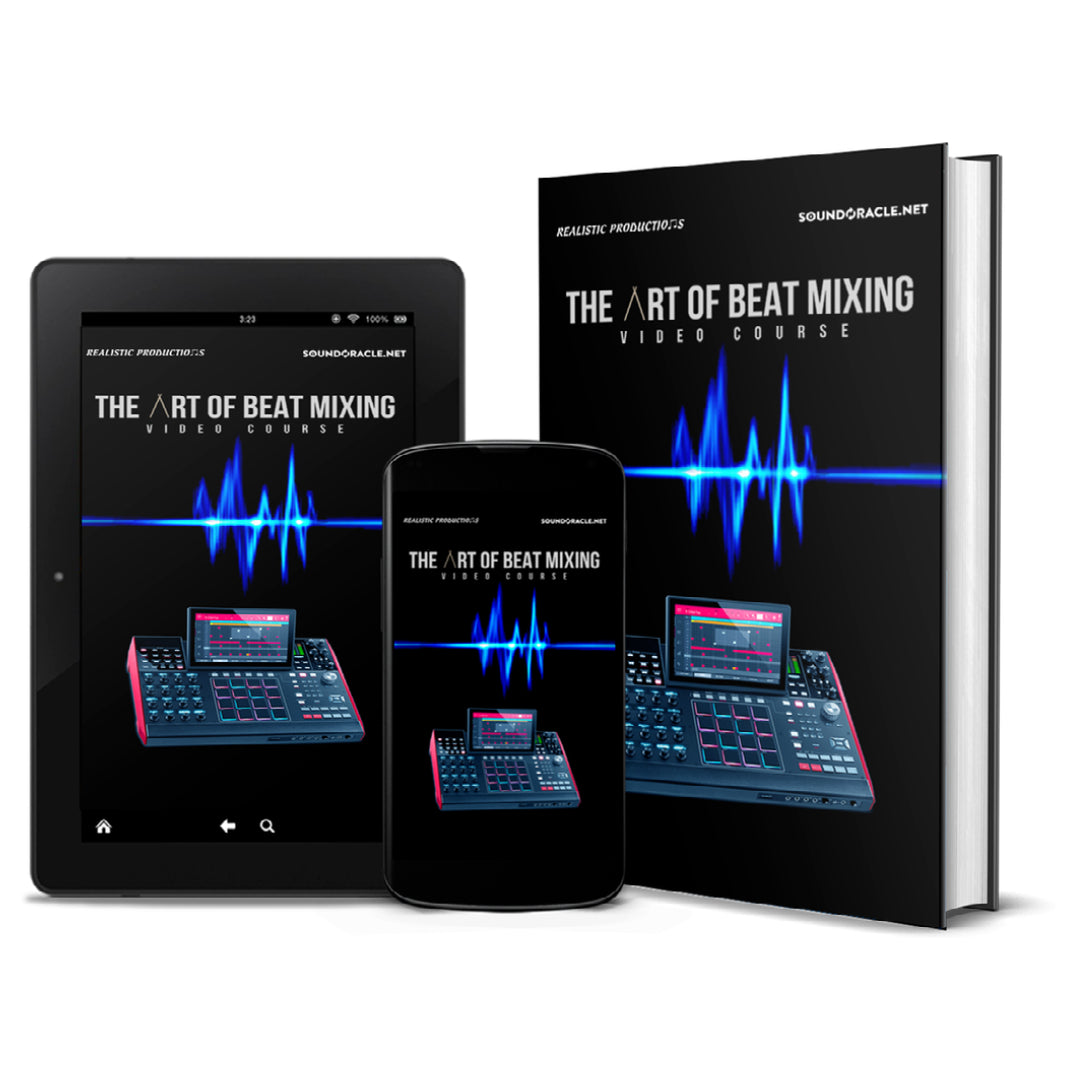 GET THE ART OF BEAT MIXING