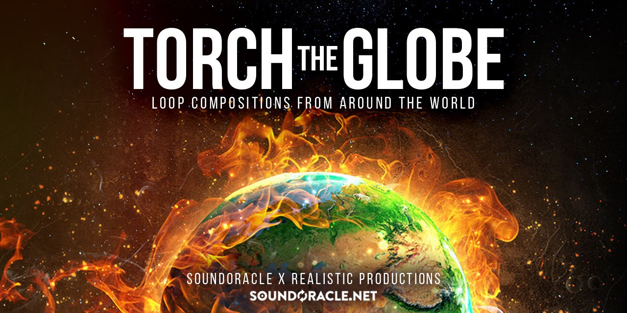 Torch The Globe - Loop Compositions Around The World