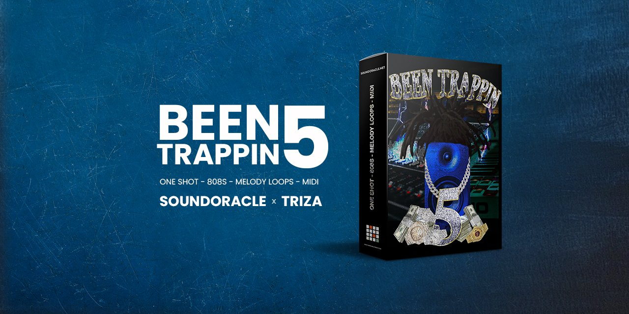 The Ultimate Trap Kit: Been Trappin 5