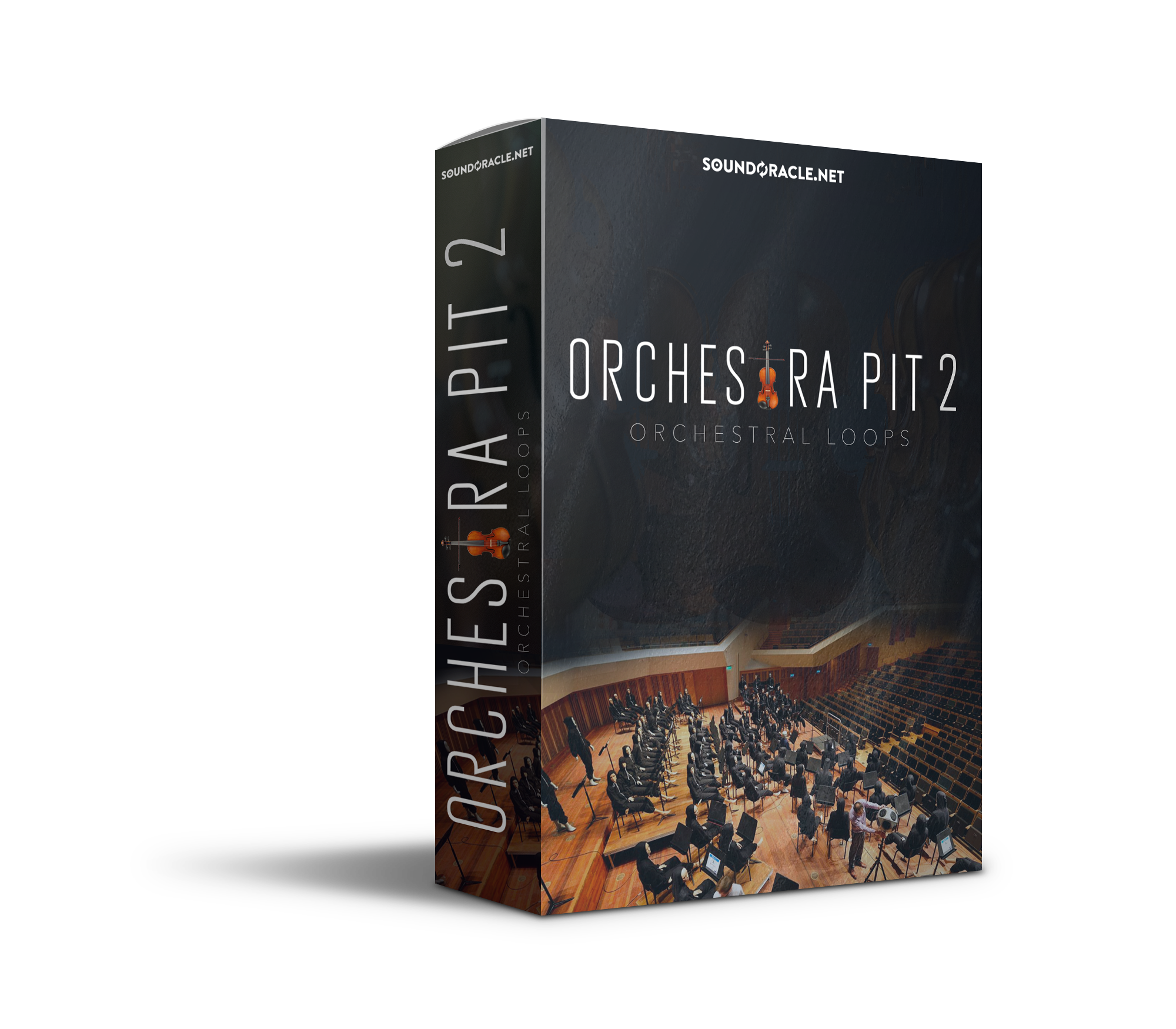 Orchestra Pit 2 Melody Loops