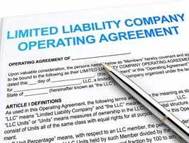 Create an Operating Agreement for Your LLC