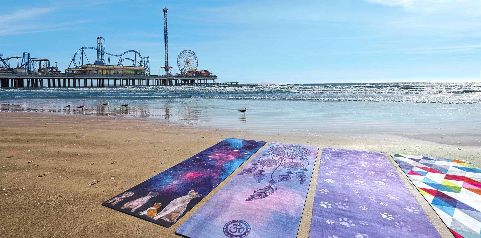 Welcome to Yogipaw - Yoga Mats with a Story