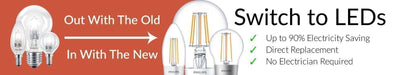 LED Filament Bulbs Collection
