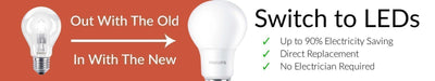 LED Standard Bulbs (GLS) Collection