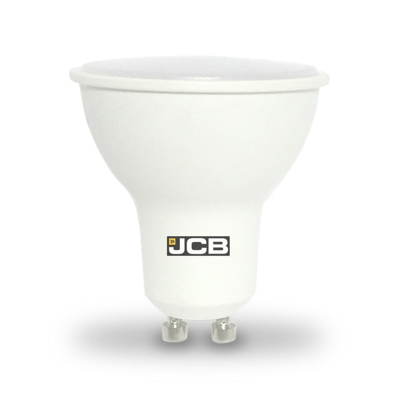 JCB 5W-50W LED GU10 100 Degree Non-Dim Warm White Spotlight