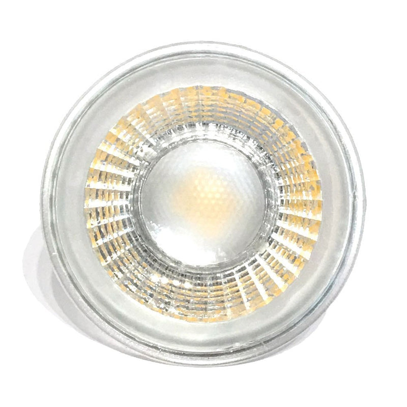 V-Tac 5W LED Glass GU10 Spotlight 38 Degree Non Dim - LEDSmiths.com - 3