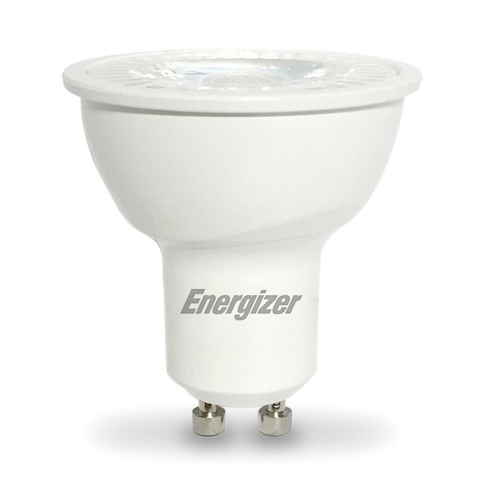 Energizer 6W-50W+ LED 36 Degree Non-Dim GU10 Spotlight - LEDSmiths.com - 1
