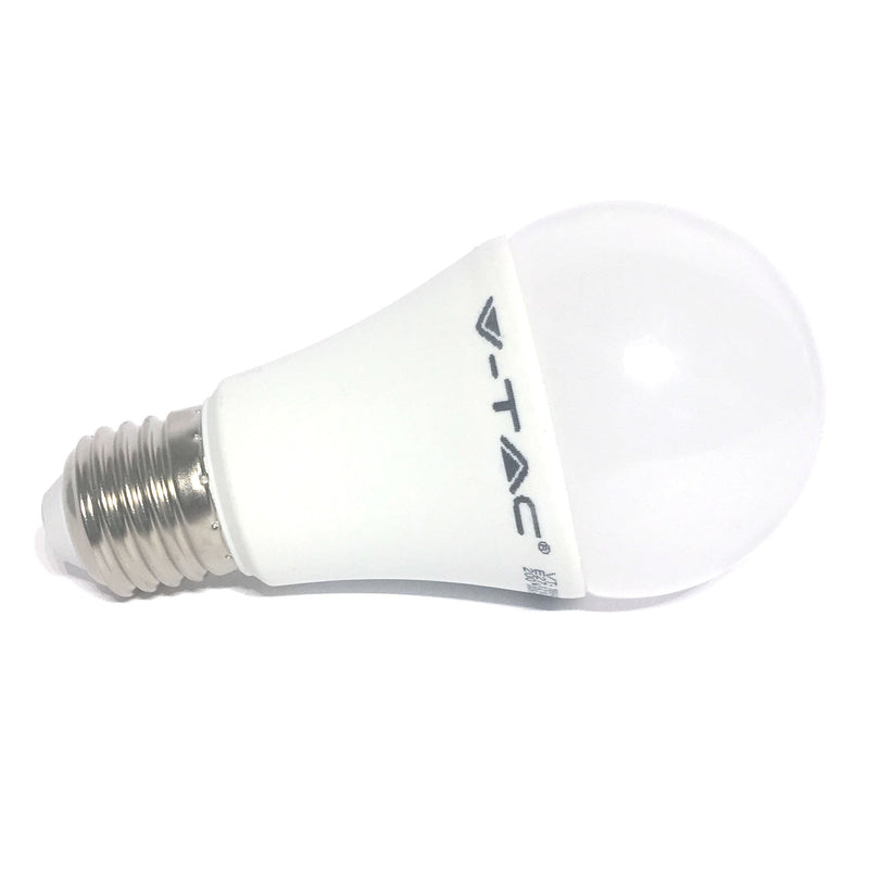 V-Tac 12W-75W LED GLS ES/E27 Dimmable Bulb Warm White - LEDSmiths.com - 2