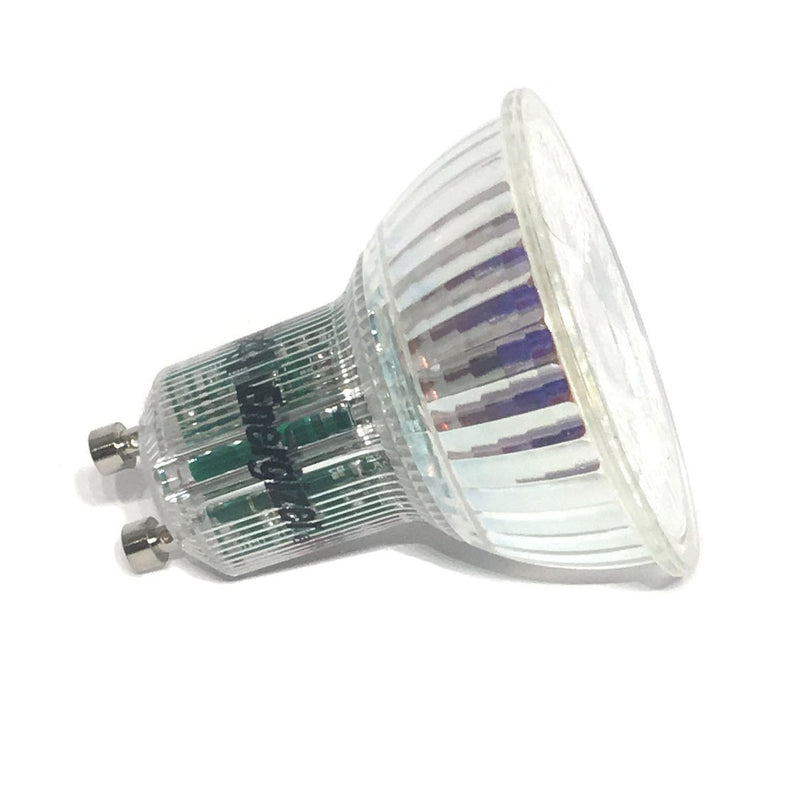 Energizer 5W-50W GU10 LED Glass Spotlight 36 Degree (Dimmable Available) - LEDSmiths.com - 2