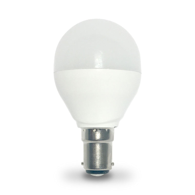 Energizer 6W LED Golf Ball SBC/B15d Warm White Bulb - LEDSmiths.com - 1
