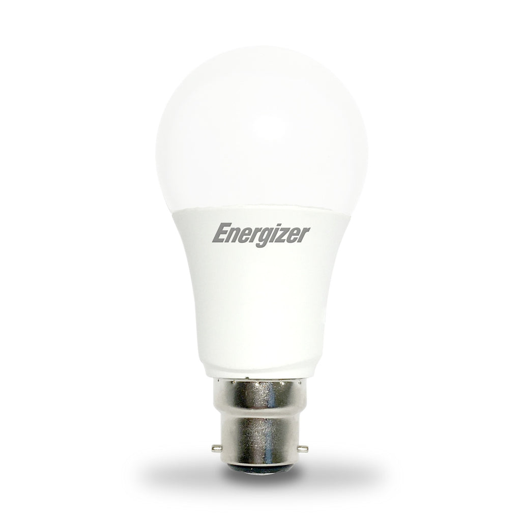Energizer 12W-75W LED BC/B22d GLS Warm White Light Bulb - LEDSmiths.com - 1