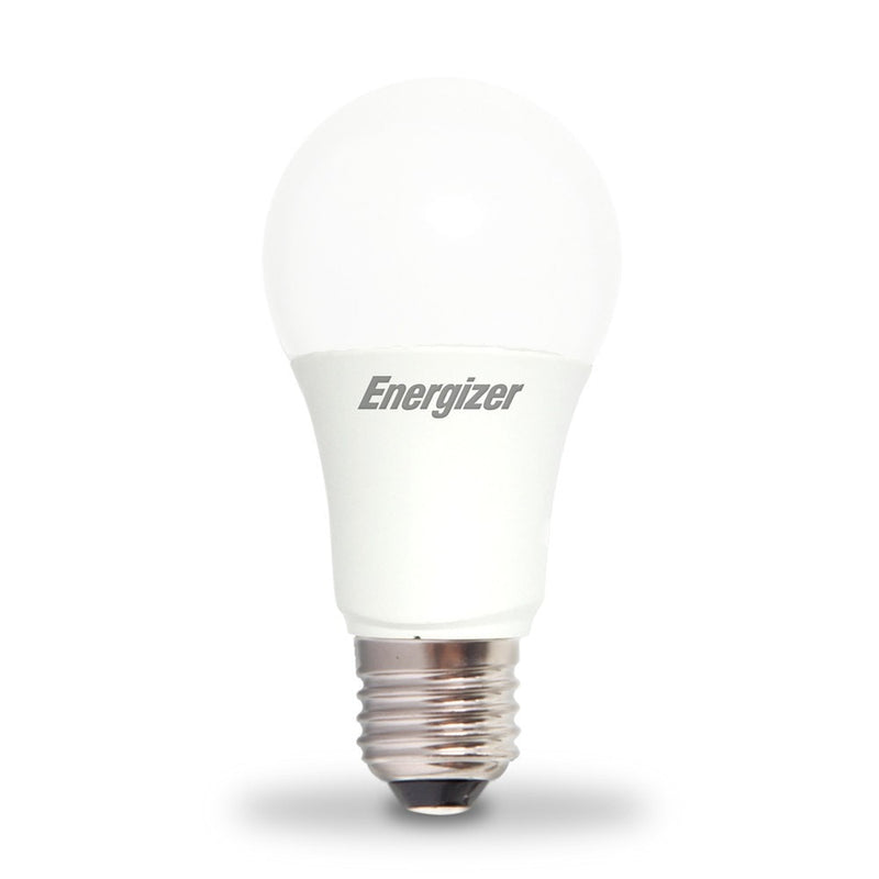 Energizer 12W-75W LED ES/E27 GLS Non-Dim Warm White Light Bulb - LEDSmiths.com