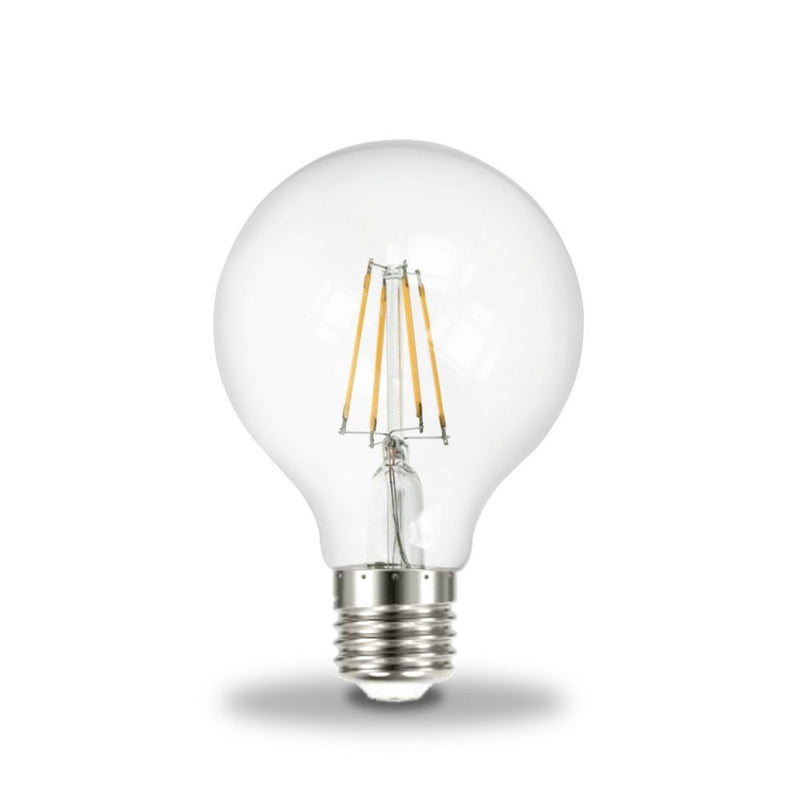 Prolite 4W(30W) LED ES/E27 G80 Globe Filament Non-Dim Light Bulb