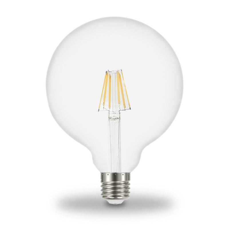 Prolite 6W(50W) LED ES/E27 G125 Globe Filament Non-Dim Light Bulb