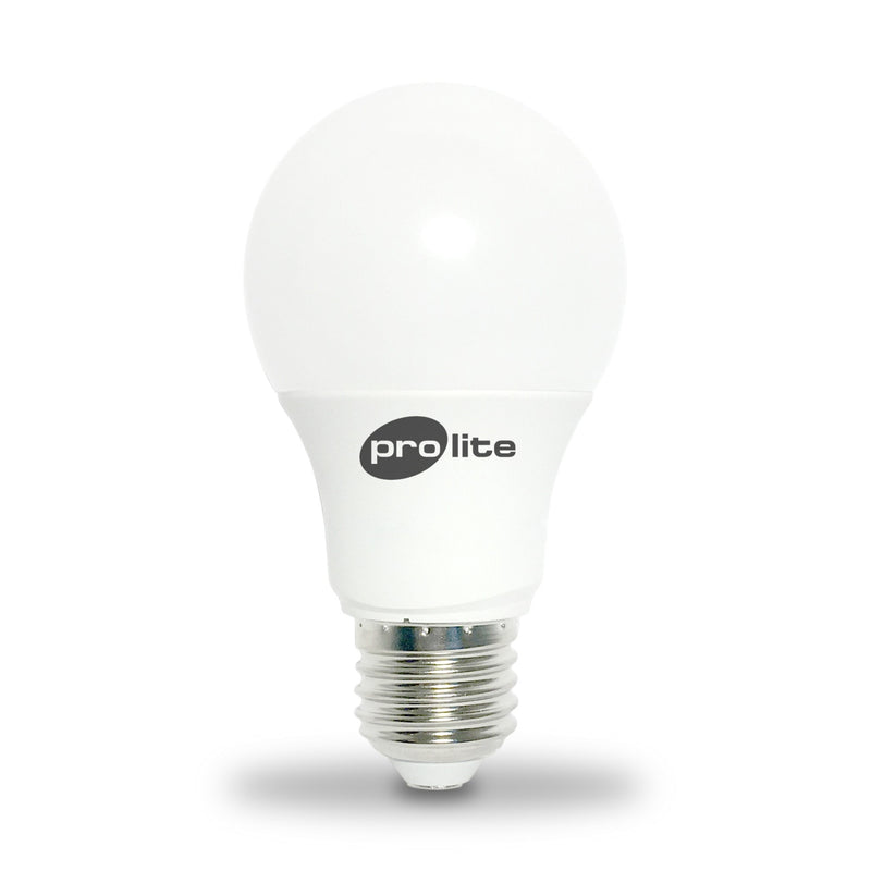 Prolite - 110V - 7W-50W LED GLS ES/E27 Daylight Light Bulb