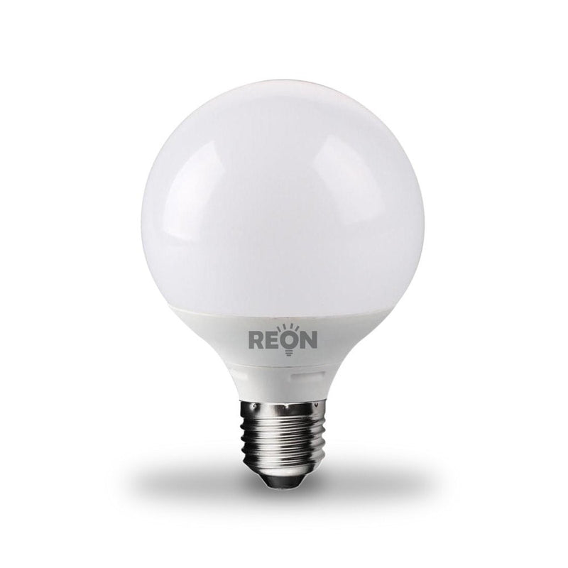Kosnic Reon 11W-72W LED ES/E27 G95 Globe Non-Dim Warm White Light Bulb