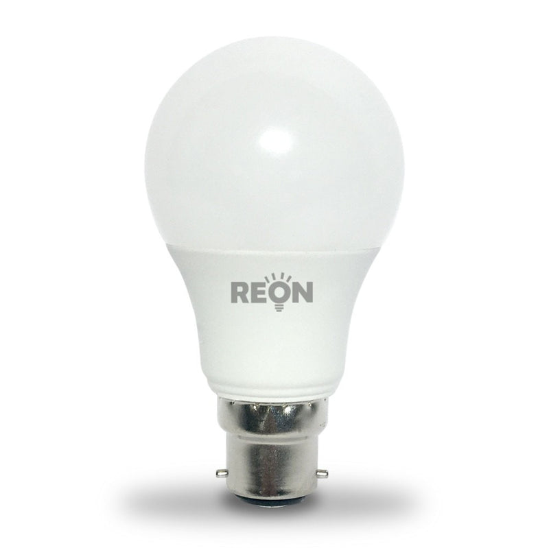 Kosnic Reon 9W-55W LED GLS BC/B22d Warm White Light Bulb