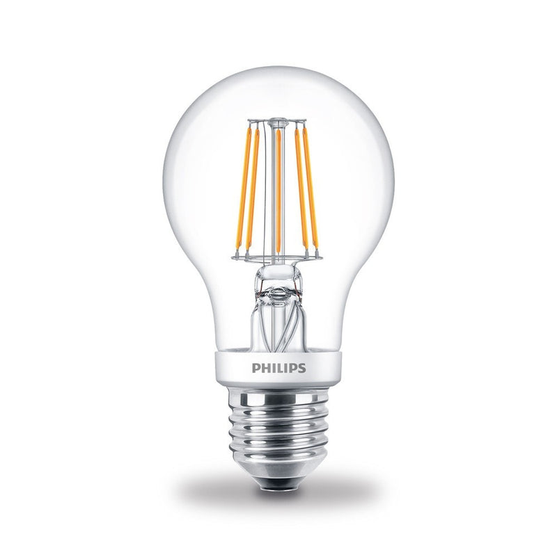 Philips 4.5W/40W LED ES/E27 GLS Filament Dim-Tone Light Bulb
