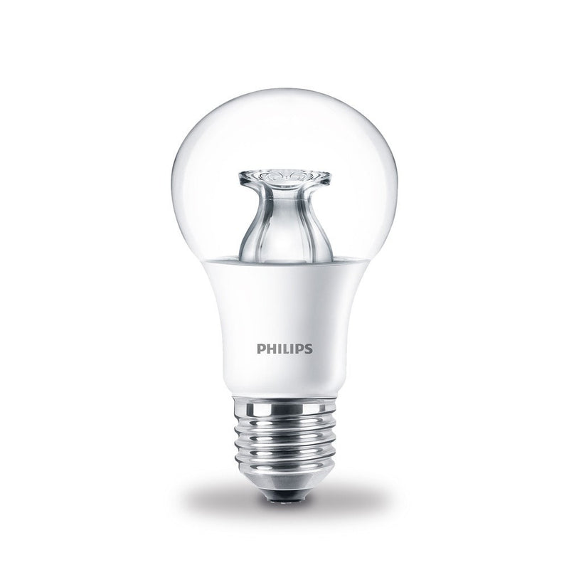 Philips 8.5W-60W LED Master GLS ES/E27 DimTone Warm White Bulb